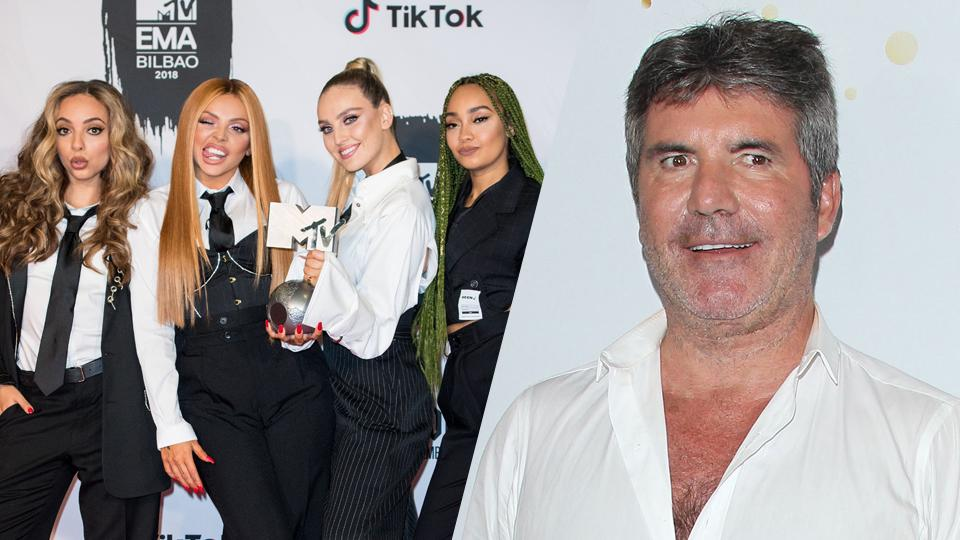 Simon Cowell reveals why he parted ways with Little Mix