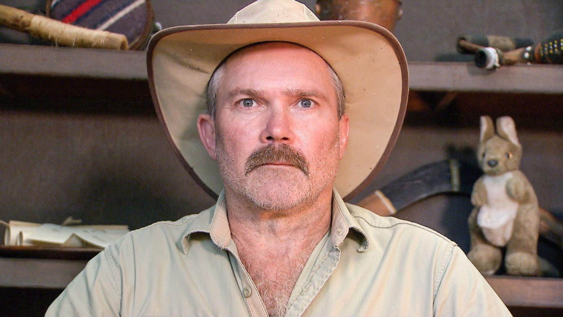 I'm A Celebrity's Kiosk Keith replacement revealed: Meet Kiosk Kev