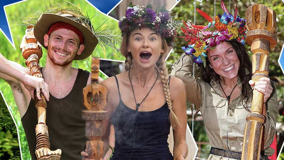 I'm A Celebrity Get Me Out Of Here: gallery of previous ...