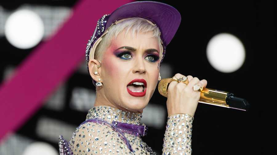 Katy Perry, now