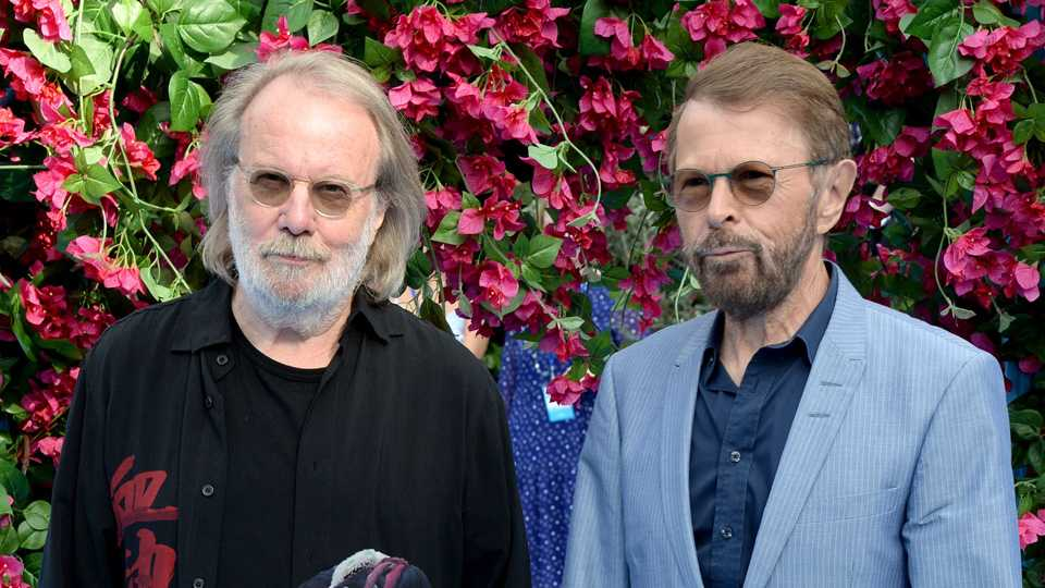 ABBA's Benny Andersson and Björn Ulvaeus to appear on The ...