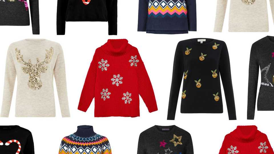 58978694bed8 11 Wearable Christmas jumpers that will get you into the festive ...
