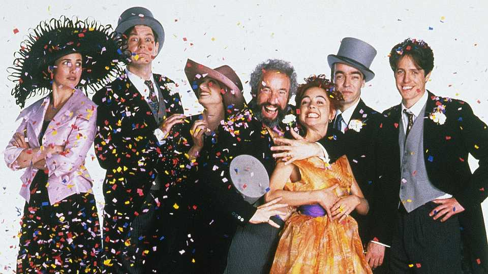 A Four Weddings And A Funeral sequel has been CONFIRMED 🙌