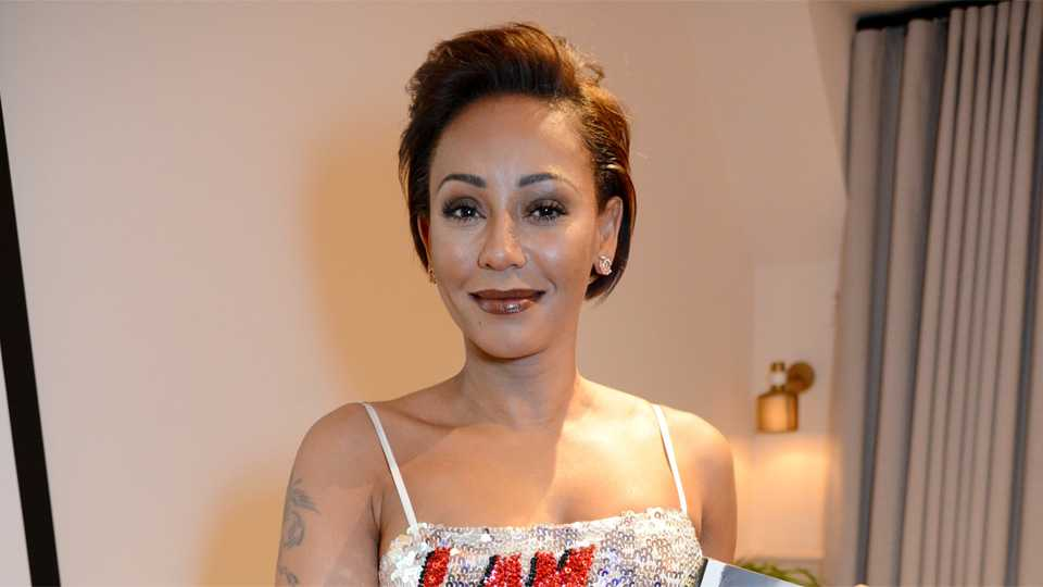 Spice Girl Mel B thanks doctors and nurses after being hospitalised with horrifying injuries
