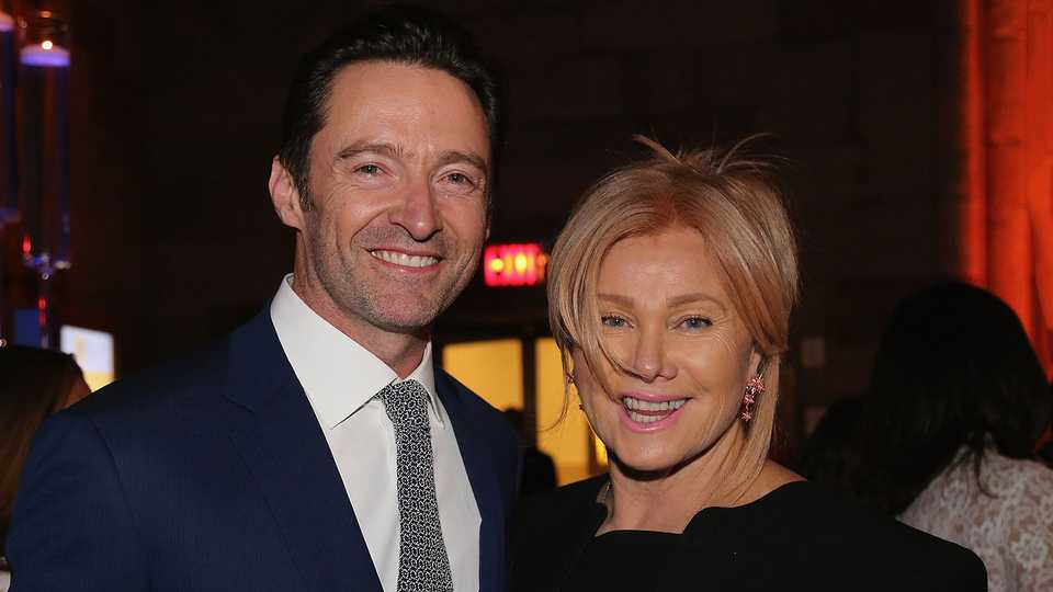 Hugh Jackman reveals the secret behind his happy 23-year ...