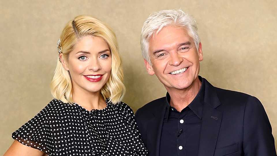 78aef9c2e8 Phillip Schofield and Holly Willoughby announce HUGE This Morning news