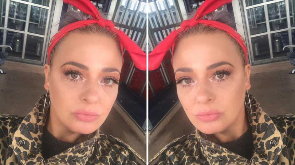 Lisa Armstrong hints she's ready for 'true love' following Ant McPartlin split