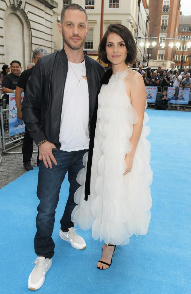 Tom Hardy and Charlotte Riley blessed with second child