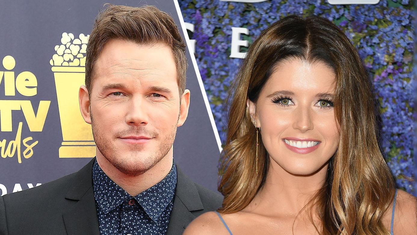 Actor Chris Pratt announces engagement to Katherine Schwarzenegger