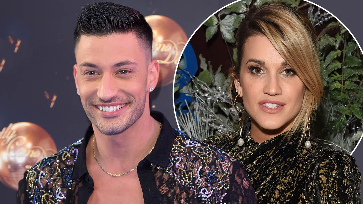 Giovanni Pernice defends girlfriend Ashley Roberts on Strictly
