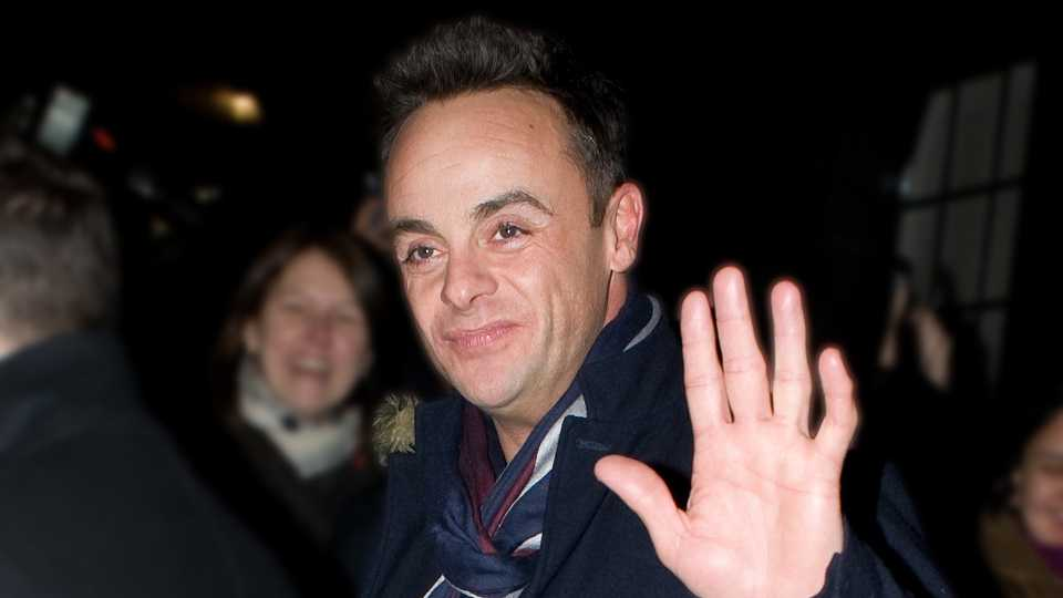 Ant McPartlin reveals unlikely celebrity helped him through addiction