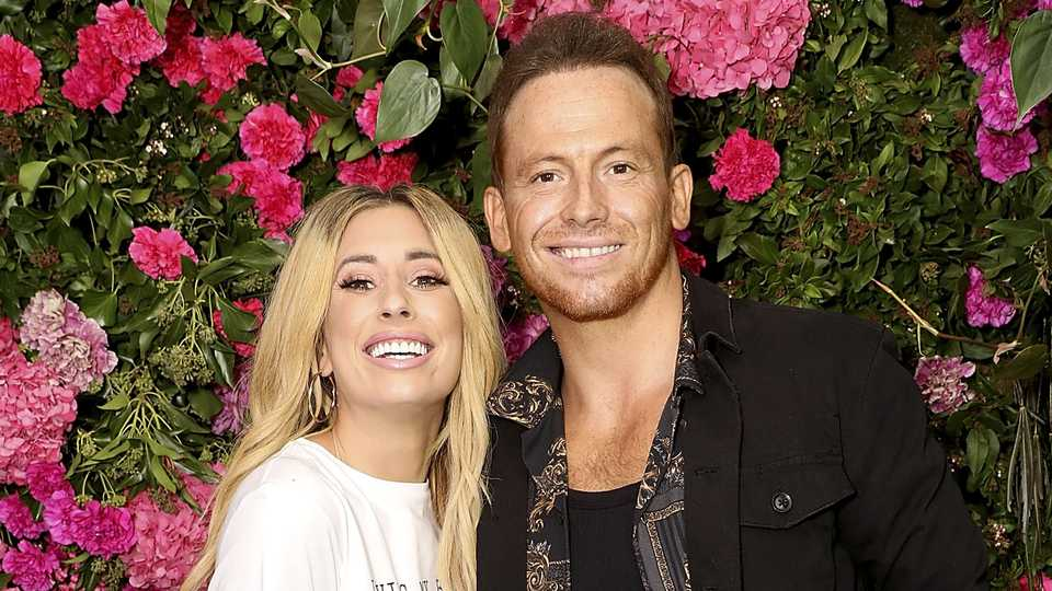 Stacey Solomon gushes over boyfriend Joe Swash in ADORABLE birthday message
