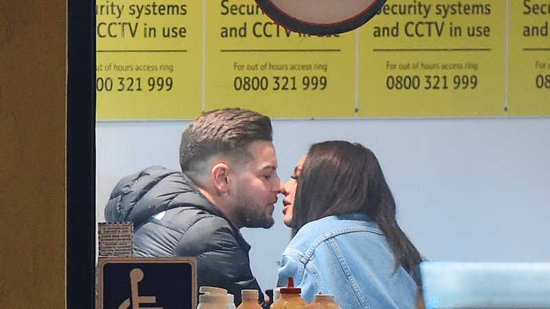 Jesy Nelson and Chris Hughes are officially BACK ON