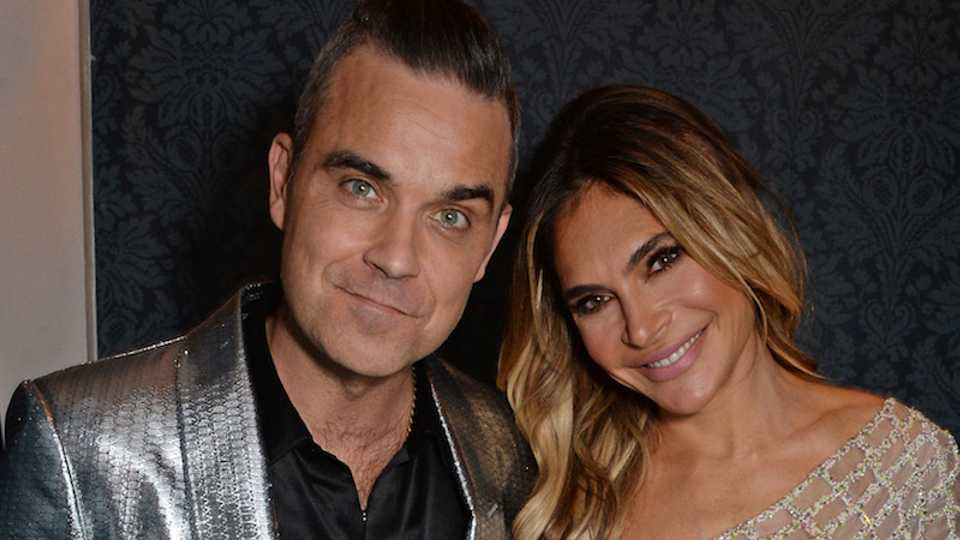 First look: Robbie Williams and Ayda Field share first picture of baby daughter Coco