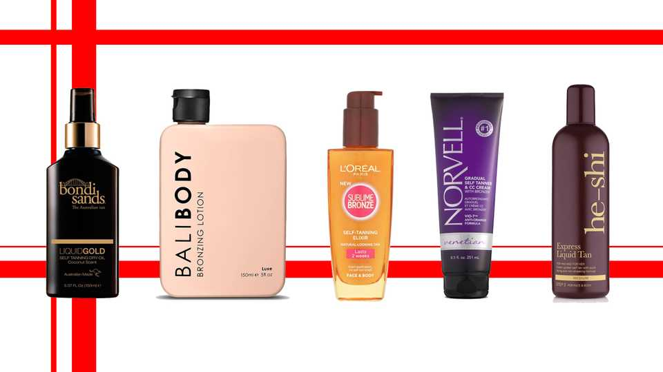 The best fake tan for 2019 that will leave you glowy AF