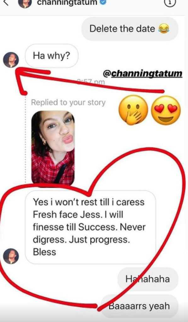 Recently comments that Jessie made about her bi-sexuality being a phase  came back to haunt her, after she received furious backlash following the  ...