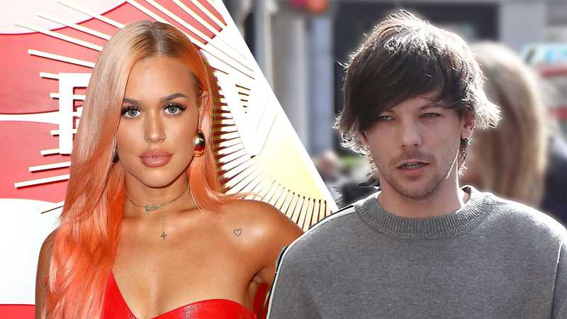 Louis Tomlinson's sister Lottie says she is 'incomplete' following death of sister.